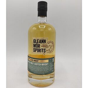 Gleann Mór Rare Find Glen Moray 9 yo Bourbon