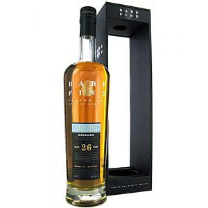 Gleann Mór Rare Find Macallan 26 yo Sherry Finish