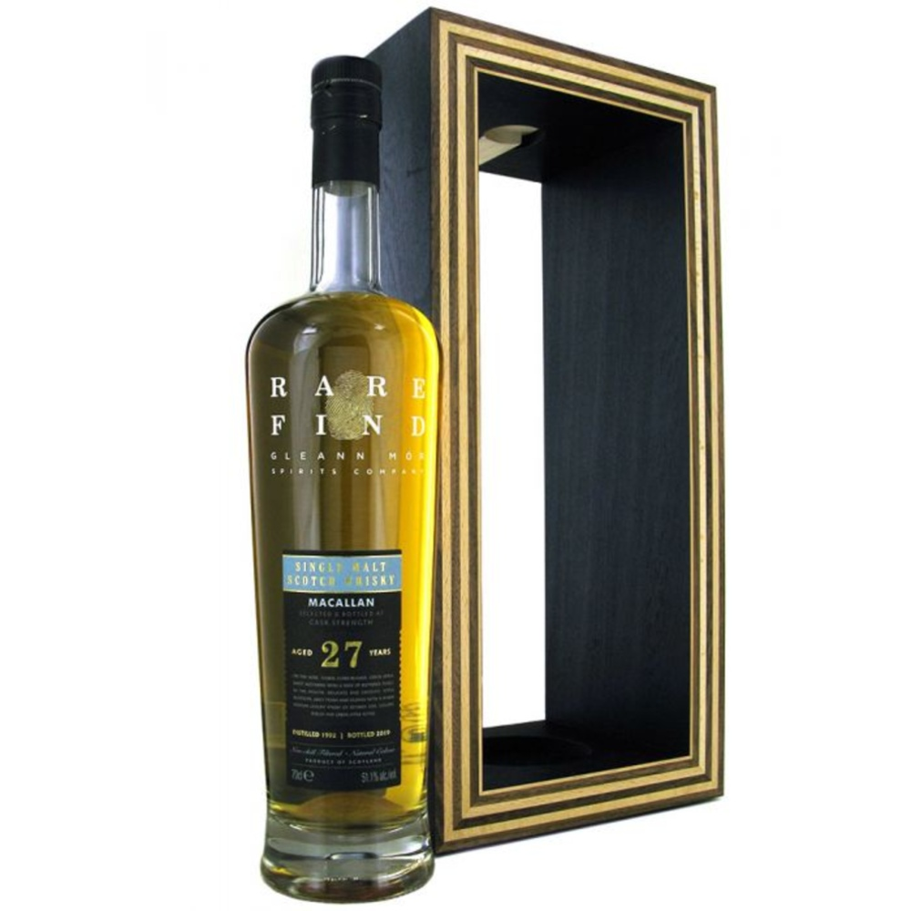 Gleann Mór Rare Find Macallan 27 yo Bourbon