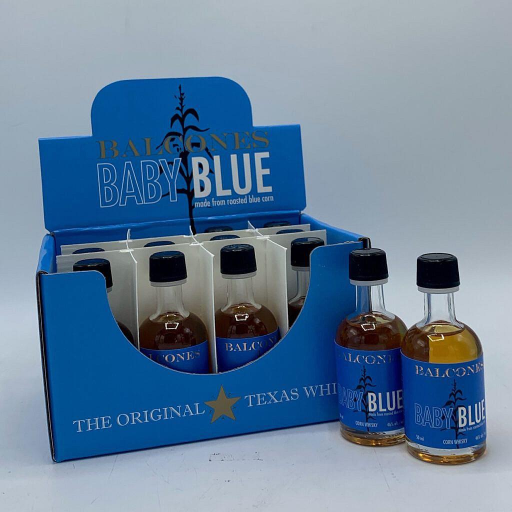 Whisky Balcones Baby Blue Corn Miniatures