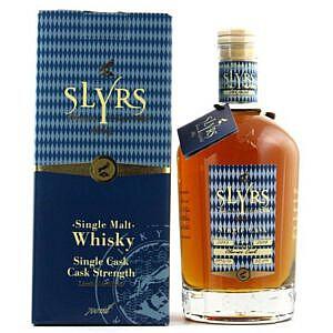 Whisky Slyrs Oloroso Cask Strength