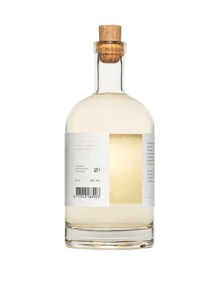 Vørding's Gin 70cl back (1)