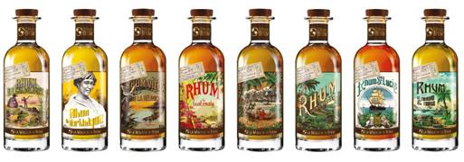 la maison du rum salvador chateauneuf-du pape 2007