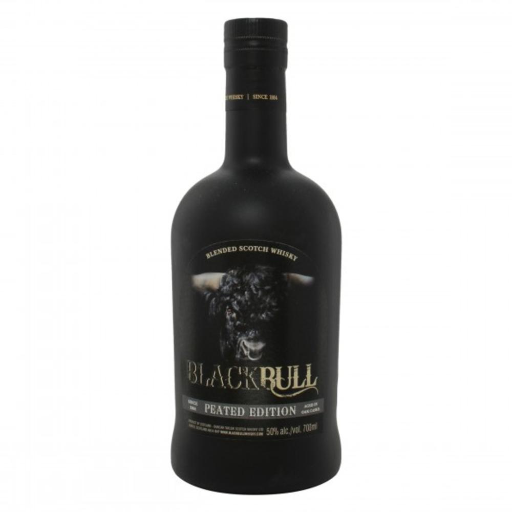 Black bull peated edition