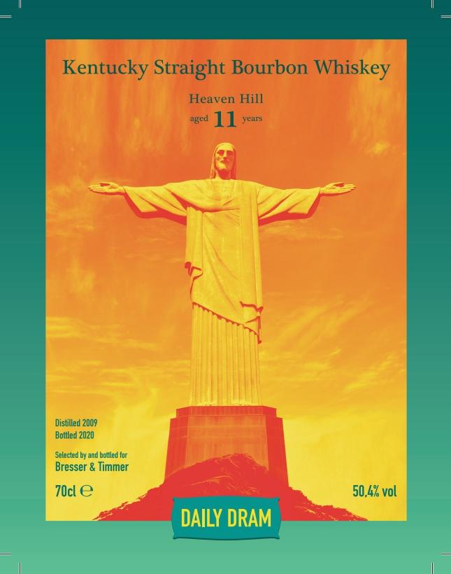 Bourbon Daily Dram Heaven Hill 11 YO