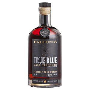 Balcones true blue single cask B&T