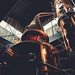 De Cort Distillery - stokerij koper